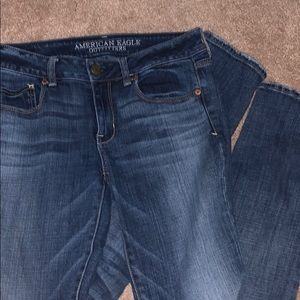 Skinny Stretch American Eagle Jeans